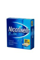 NICOTINELL TTS 21 mg/24 h, dispositif transdermique B/28 à NOYON