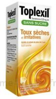 TOPLEXIL 0,33 mg/ml sans sucre solution buvable 150ml à NOYON
