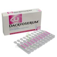 DACRYOSERUM Solution pour lavage ophtalmique en récipient unidose 20Unidoses/5ml à NOYON