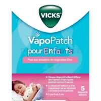 VICKS VAPOPATCH ENFANTS à NOYON