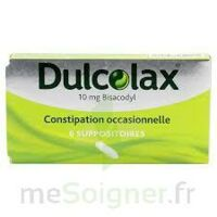 DULCOLAX 10 mg, suppositoire à NOYON