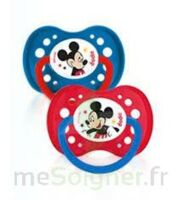 Dodie Disney sucettes silicone +18 mois Mickey Duo à NOYON