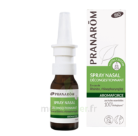 Aromaforce Solution nasale dégage le nez 15ml à NOYON