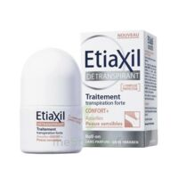 ETIAXIL AISSELLES Déodorant confort + Roll-on/15ml à NOYON