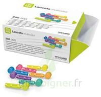 MYLIFE LANCETS MULTICOLOR, bt 200 à NOYON