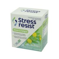 Stress Resist Poudre Stress & fatigue 30 Sticks à NOYON